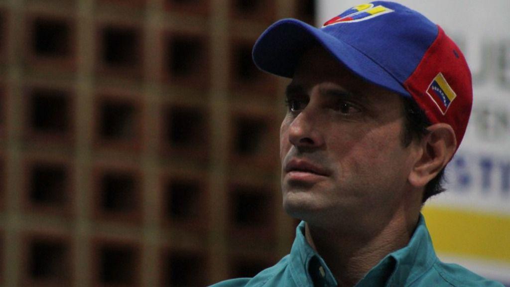 Capriles no esconde sus ganas de ser presidente de Venezuela / Foto: Blog Capriles