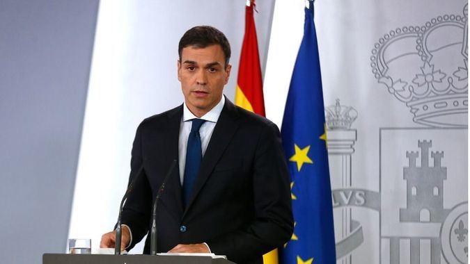 Pedro Sánchez ha postergado el viaje planificado para el 17 de diciembre / Foto: Moncloa