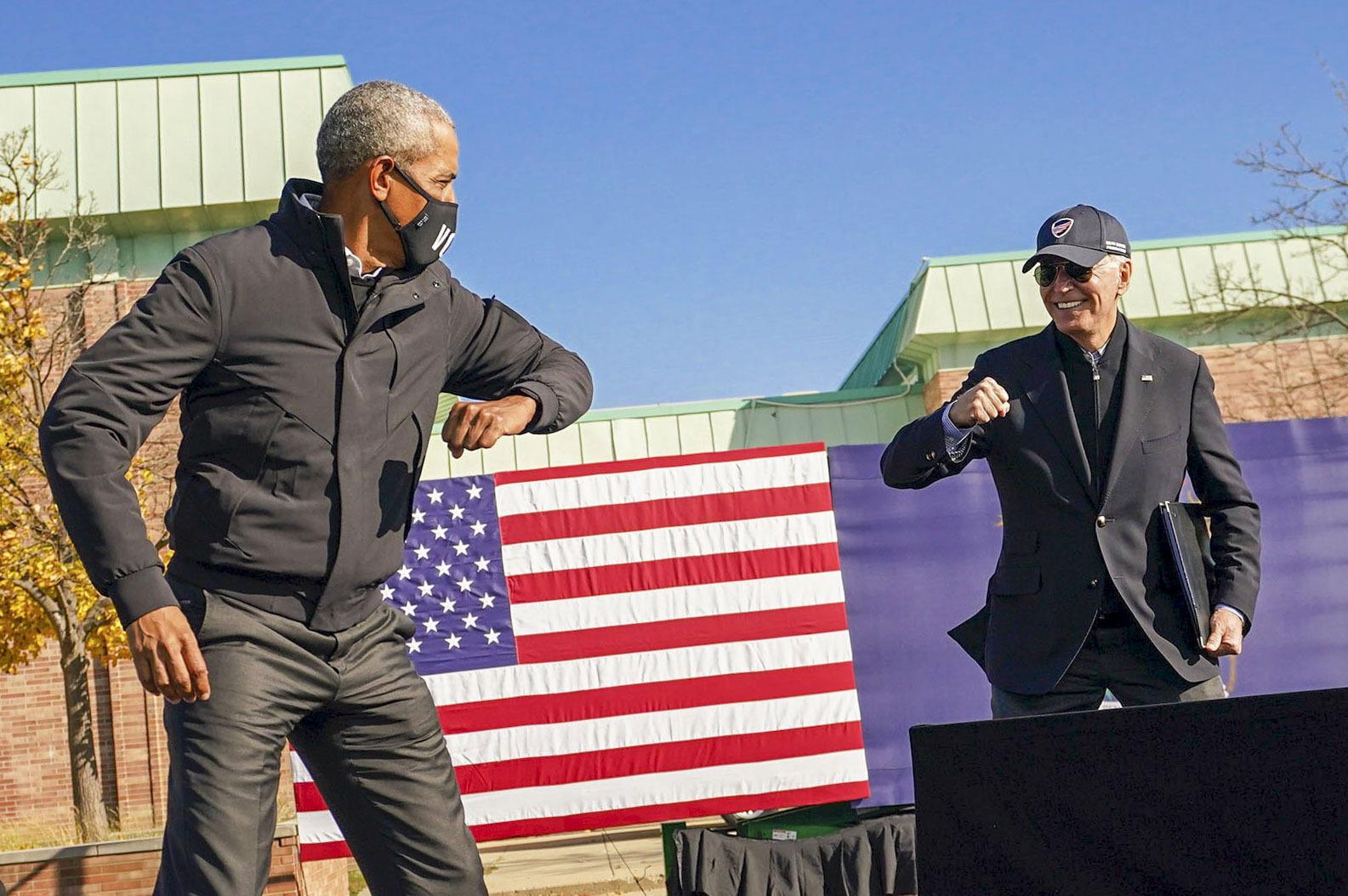 Biden y su equipo de política exterior comparten las ideas de Obama / Foto: @BarackObama