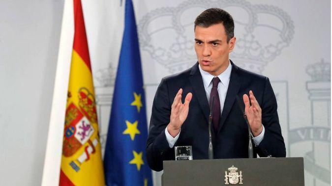 Pedro Sánchez ha anunciado más impuestos y más gasto público / Foto: Moncloa