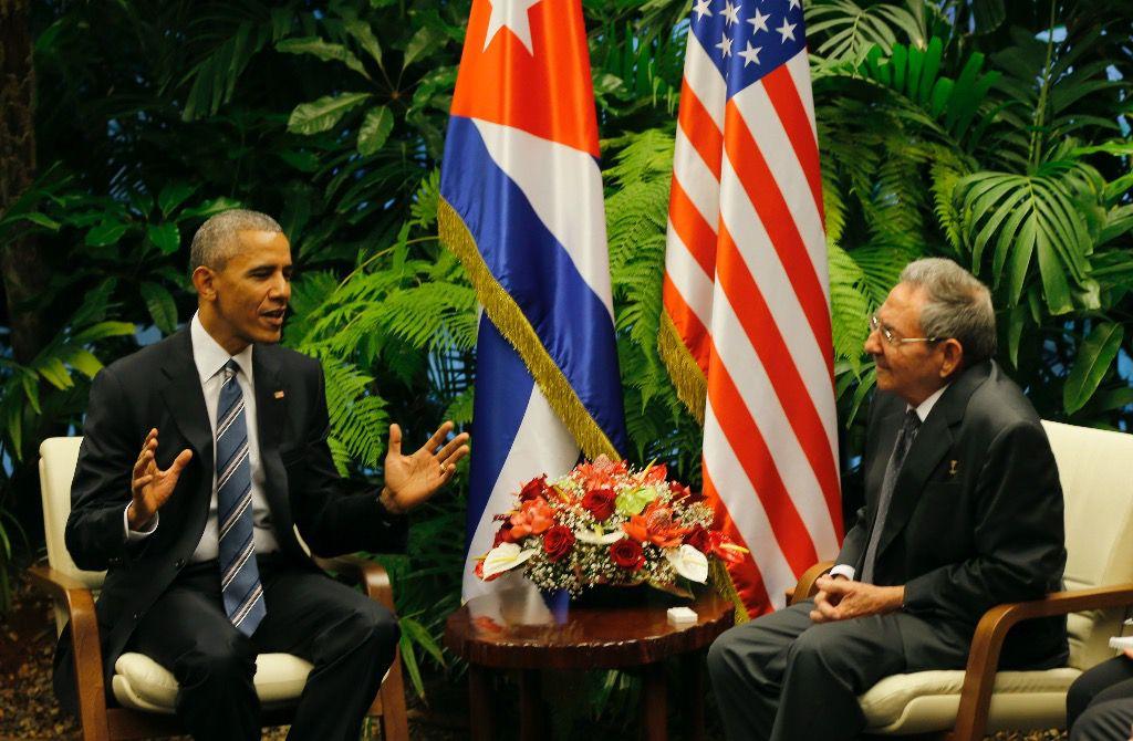 Mientras Obama se acercaba a Cuba, sancionaba al régimen de Maduro / Flickr: Cubadebate