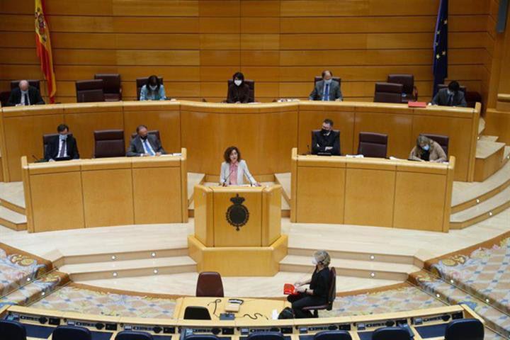 El Senado avanza en la aprobación de los Presupuestos Generales del Estado / Foto: Moncloa