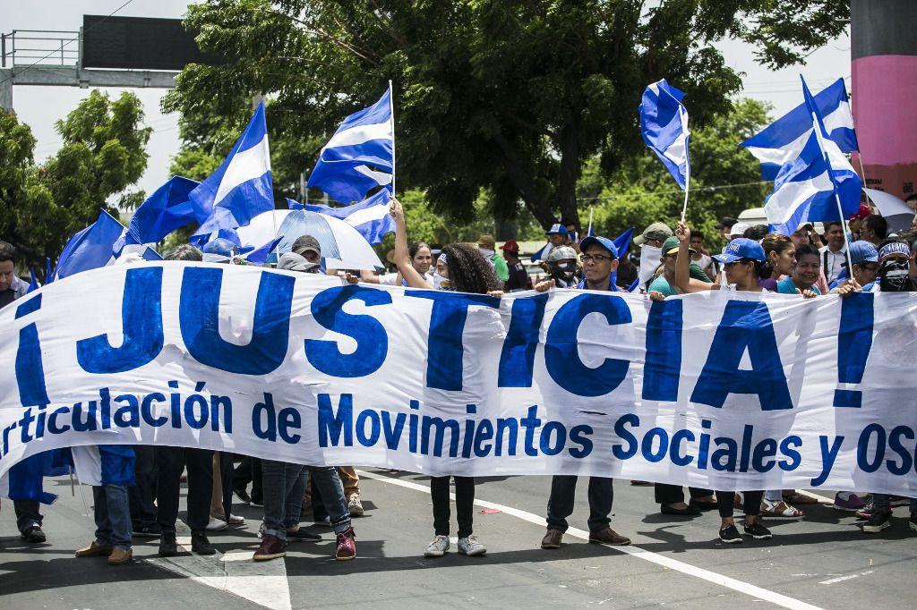 Los participantes en las protestas no podrán ser candidatos / Foto: WC