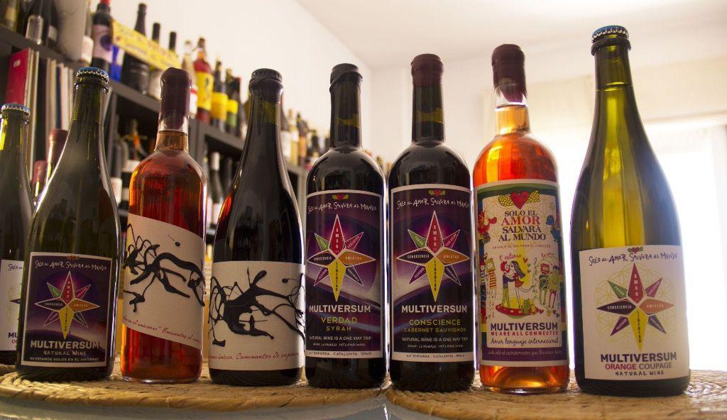 El proyecto Multiversum elaborará vinos de regiones foráneas / Foto: Cortesía