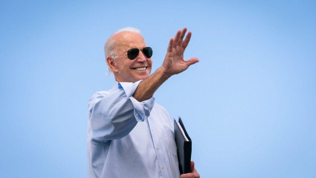 Biden firmó 17 órdenes ejecutivas en su primer día como presidente / Foto: @POTUS