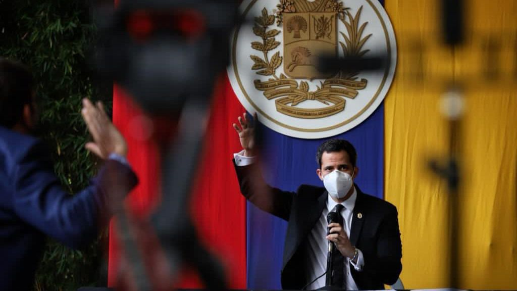 La Eurocámara es la única institución de la UE que reconoce a Guaidó / Foto: CCN