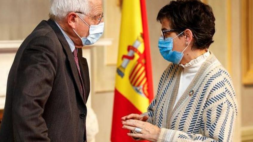 Borrell y los cancilleres europeos pactaron la estrategia de la UE a Venezuela / Foto: WC