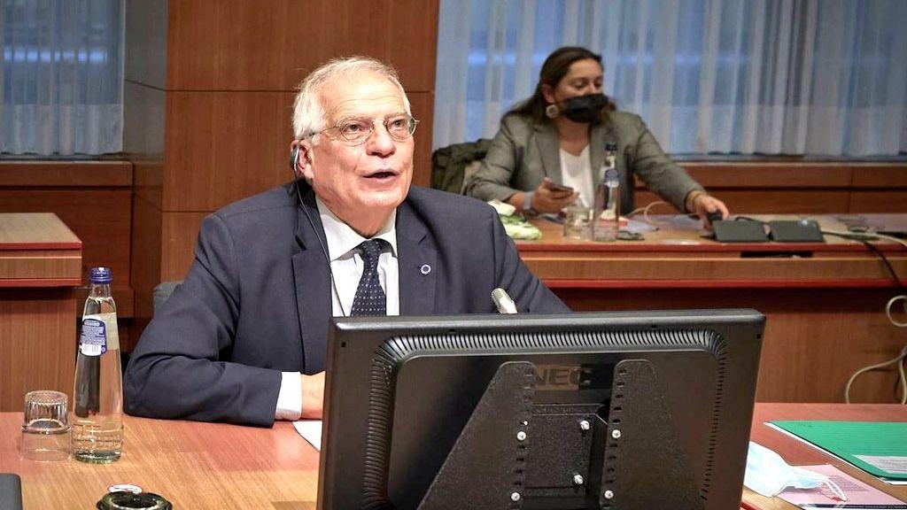 Borrell recuerda que la UE nunca ha reconocido a Guaidó / Foto: CE