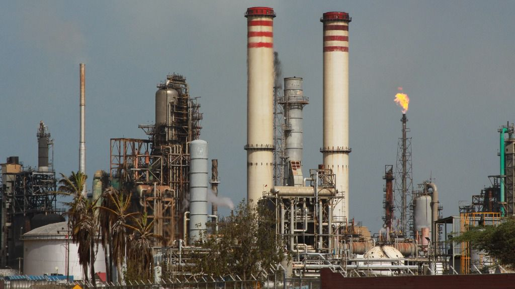 Venezuela no es capaz de refinar suficiente petróleo / Foto: WC