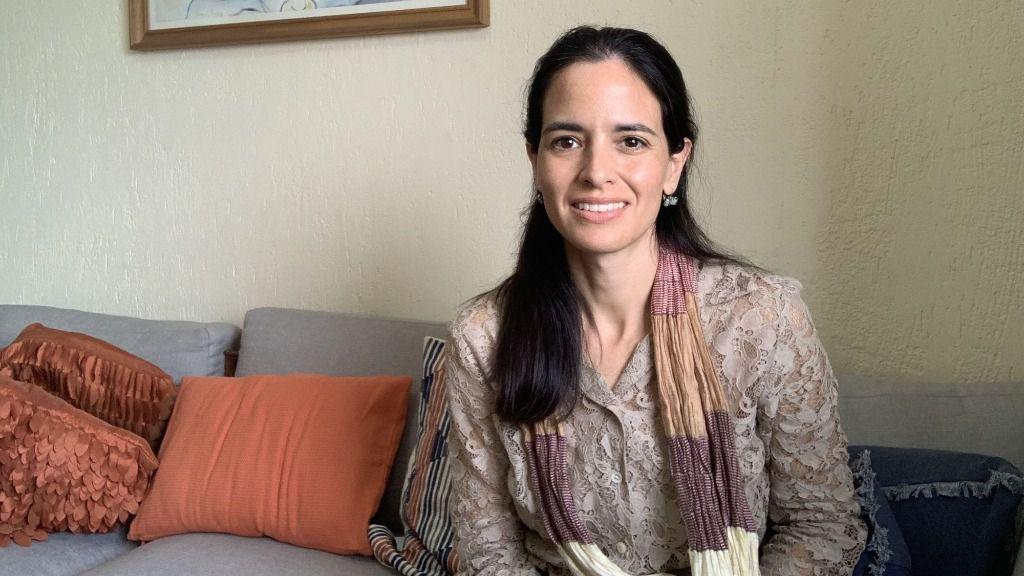Mercedes Malavé quiere una avalancha de votos para tumbar a Maduro / Foto: Cedida