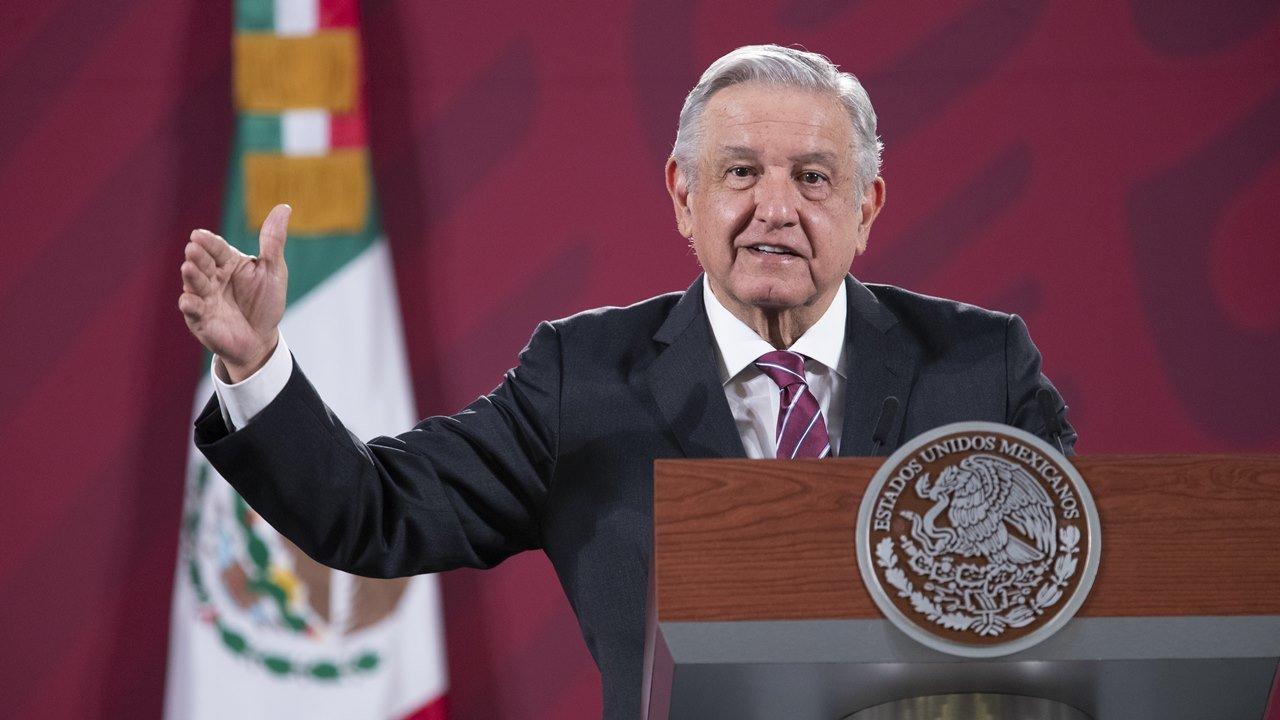 López Obrador cuenta aún con el respaldo mayoritario de la población / Foto: Presidencia