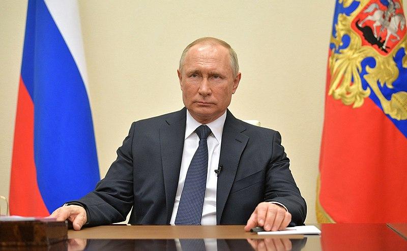 Vladimir Putin está recibiendo una cucharada de su propia medicina / Foto: WC