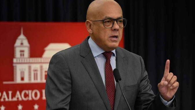 Jorge Rodríguez es uno de los aliados más fieles y cercanos de Maduro / Foto: Presidencia