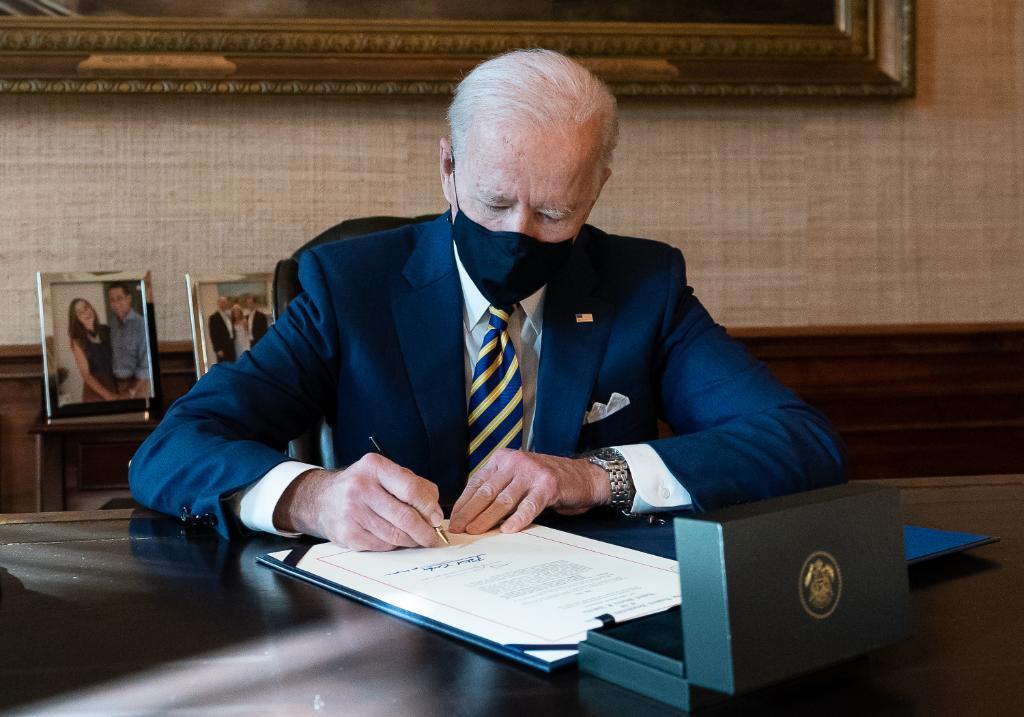 Joe Biden tiene una clara vocación multilateral / Foto: Casa Blanca