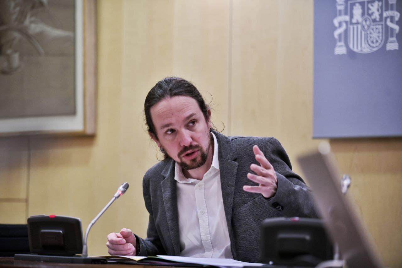 Las declaraciones de Pablo Iglesias implican un error histórico y político / Foto: @PabloIglesias