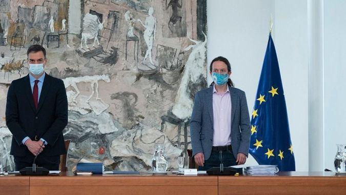 El 13 de enero de 2020 se inició el gobierno de coalición / Foto: Moncloa