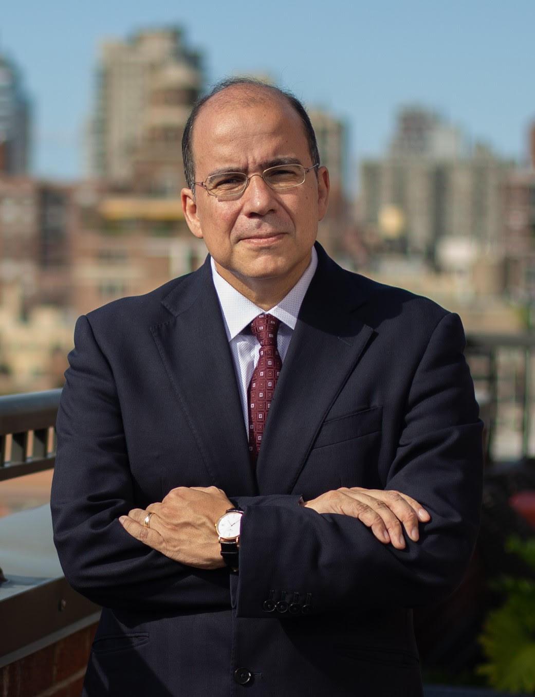 Francisco Rodríguez pide una negociación despolitizada para Venezuela / Foto: OilForVenezuela