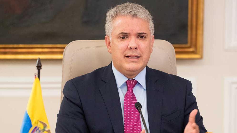 Duque pide más financiación para apoyar el éxodo / Presidencia Colombia: César Carrión