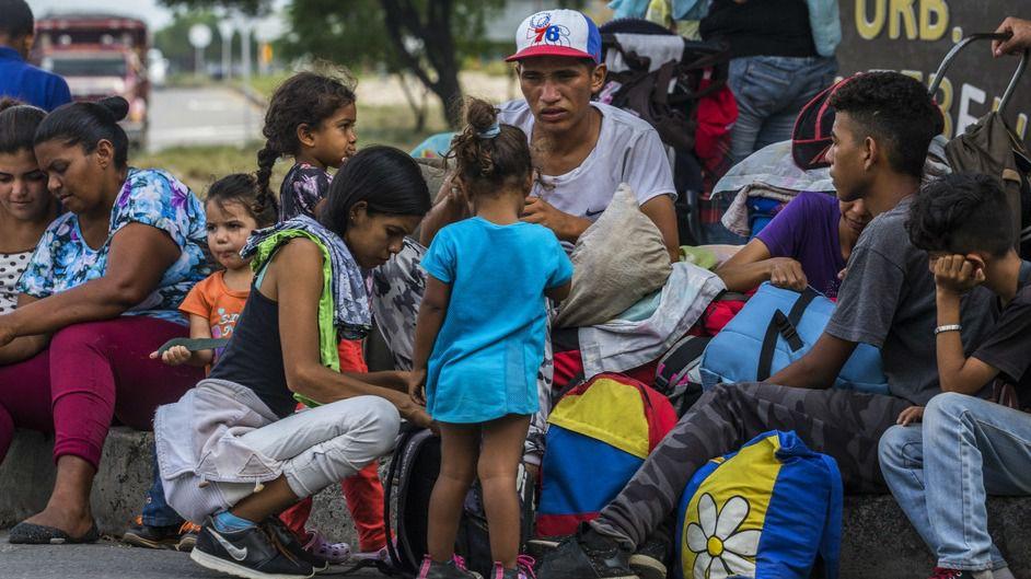 Cúcuta es uno de los lugares más comunes para el éxodo venezolano / Foto: ONU