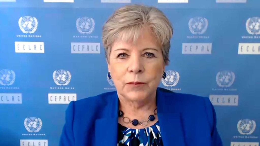 La secretaria ejecutiva de la Cepal insiste en cambiar el modelo de América Latina / Foto: Cepal