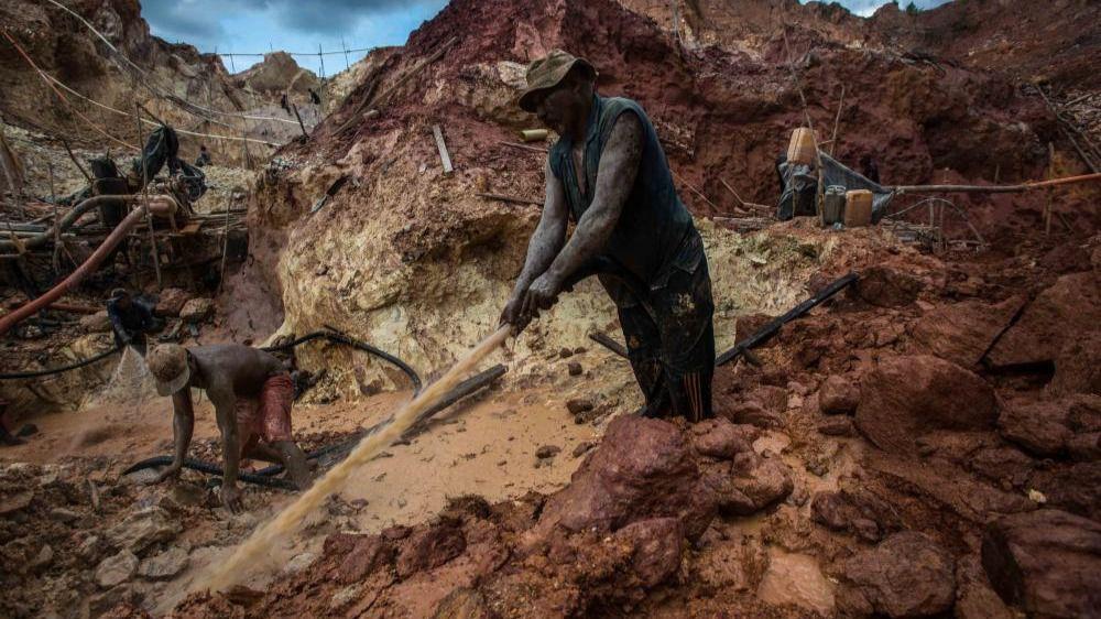 Los derechos humanos no se respetan en las minas del Orinoco / Foto: HRW