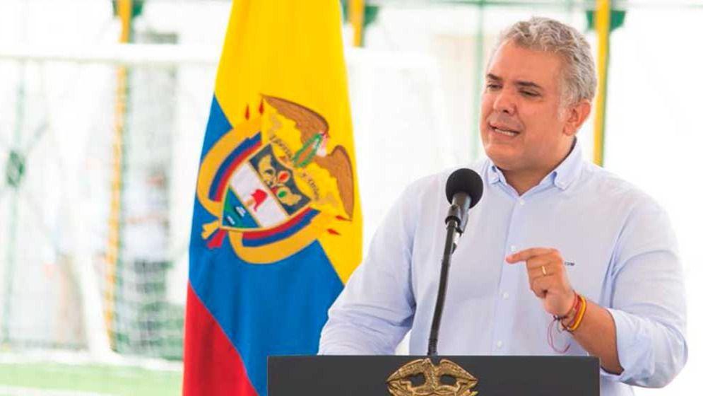 HRW le pide a Duque más acciones concretas para proteger a los defensores de DDHH / Foto: Presidencia Colombia