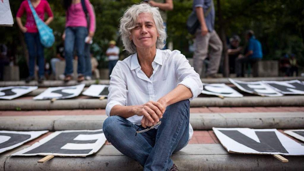 Mariela Ramírez tiene un indeclinable compromiso por el diálogo social en Venezuela / Foto: Civilisac