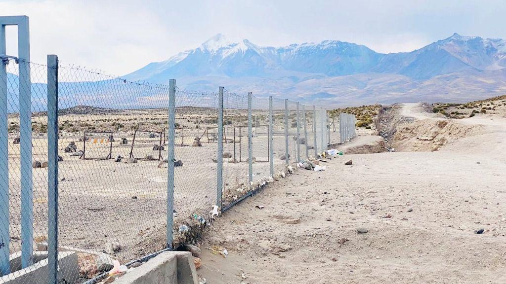 Caminos peligrosos y bajas temperaturas ponen en riesgo a los migrantes / Foto: Migración Bolivia
