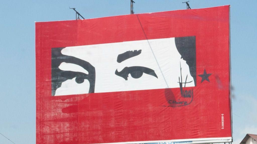 A Devendra Banhart le perturban las imágenes de los ojos de Chávez en Venezuela / Foto: WC