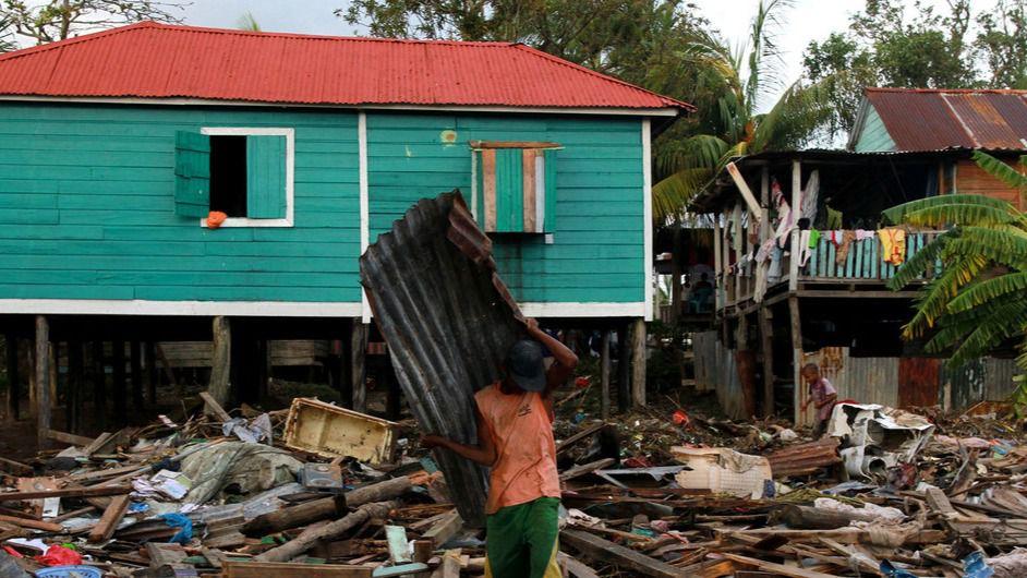 Los huracanes Eta e Iota golpearon duro a Centroamérica / Foto: ONU