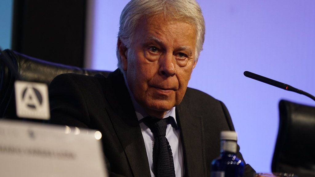 Felipe González se declara un radical contra los tiranos / Foto: Casa de América