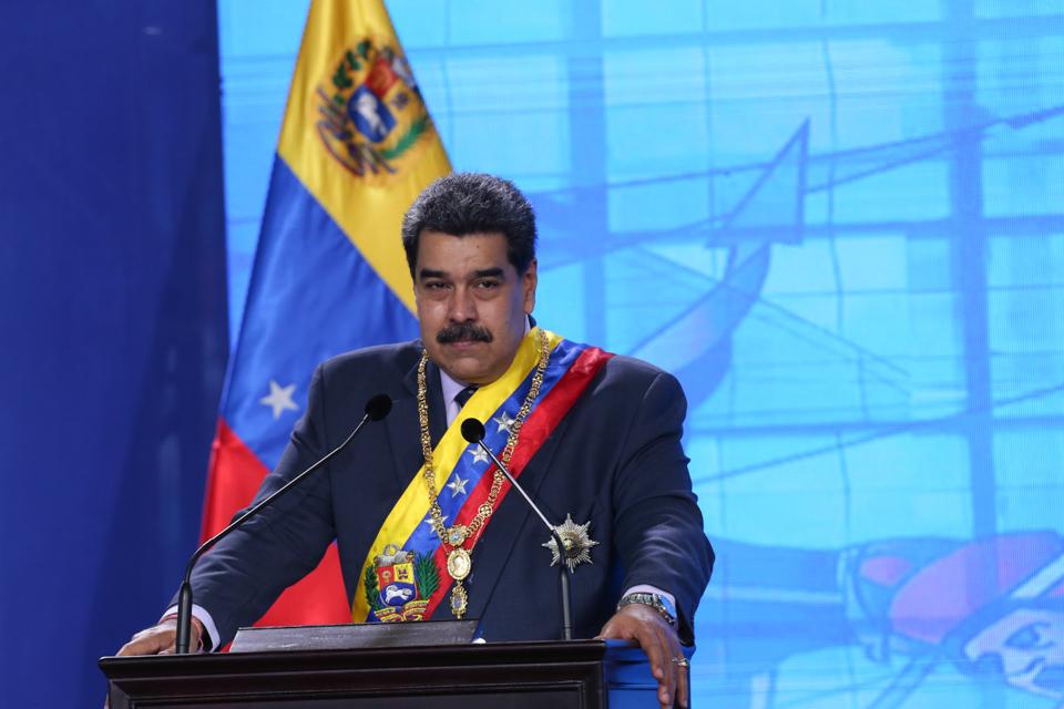Maduro combate a los críticos de izquierda dentro de su propio movimiento / Foto: PrensaVE