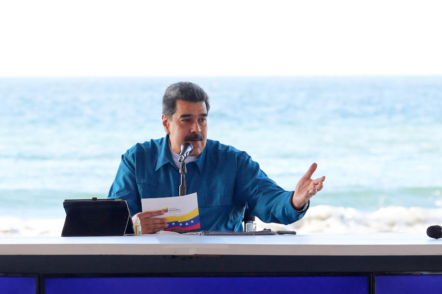 Maduro ha decidido girar su política económica / Foto: PrensaVE
