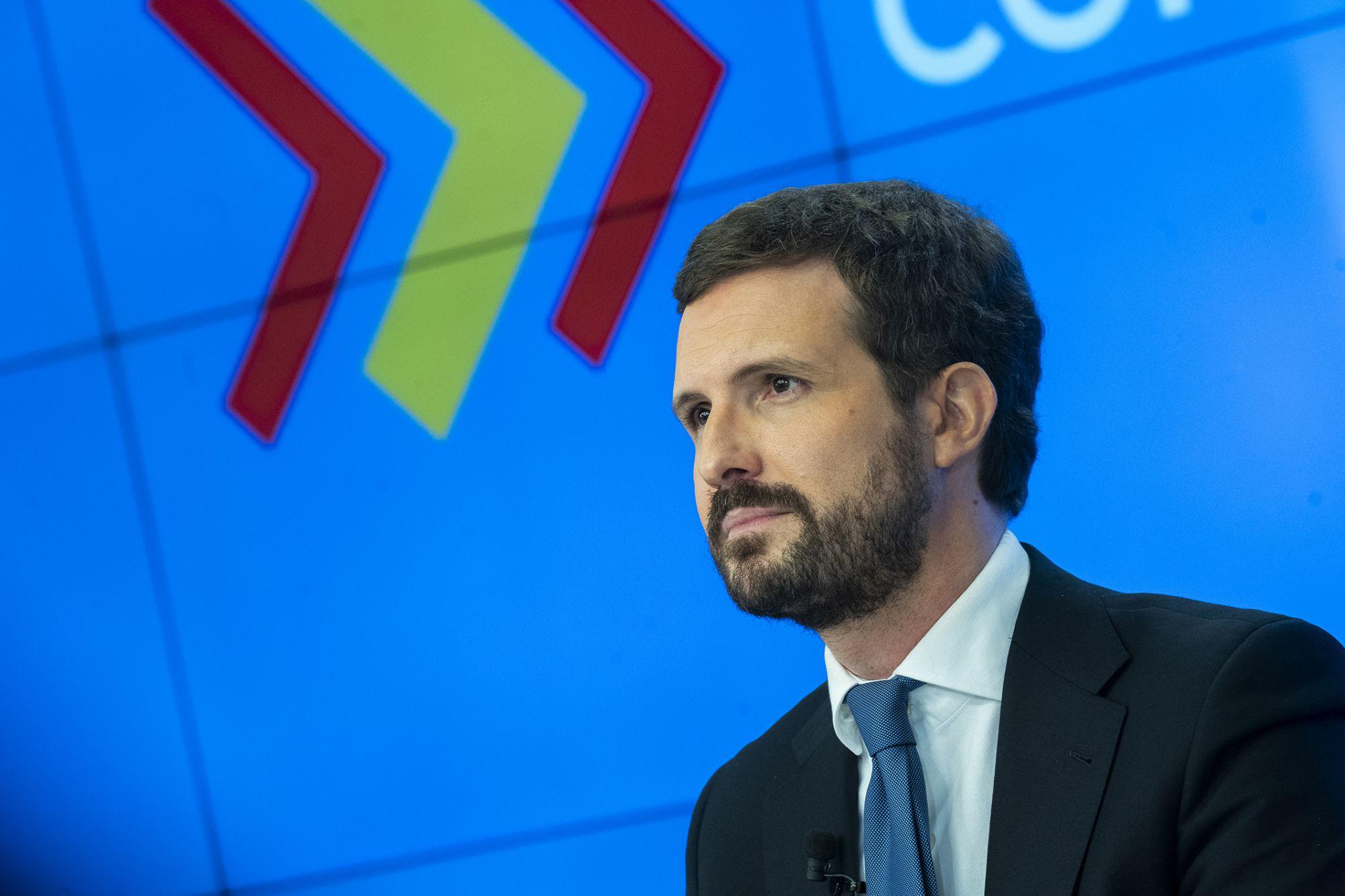 Pablo Casado está tratando de darle al PP una imagen renovada / Foto: PP