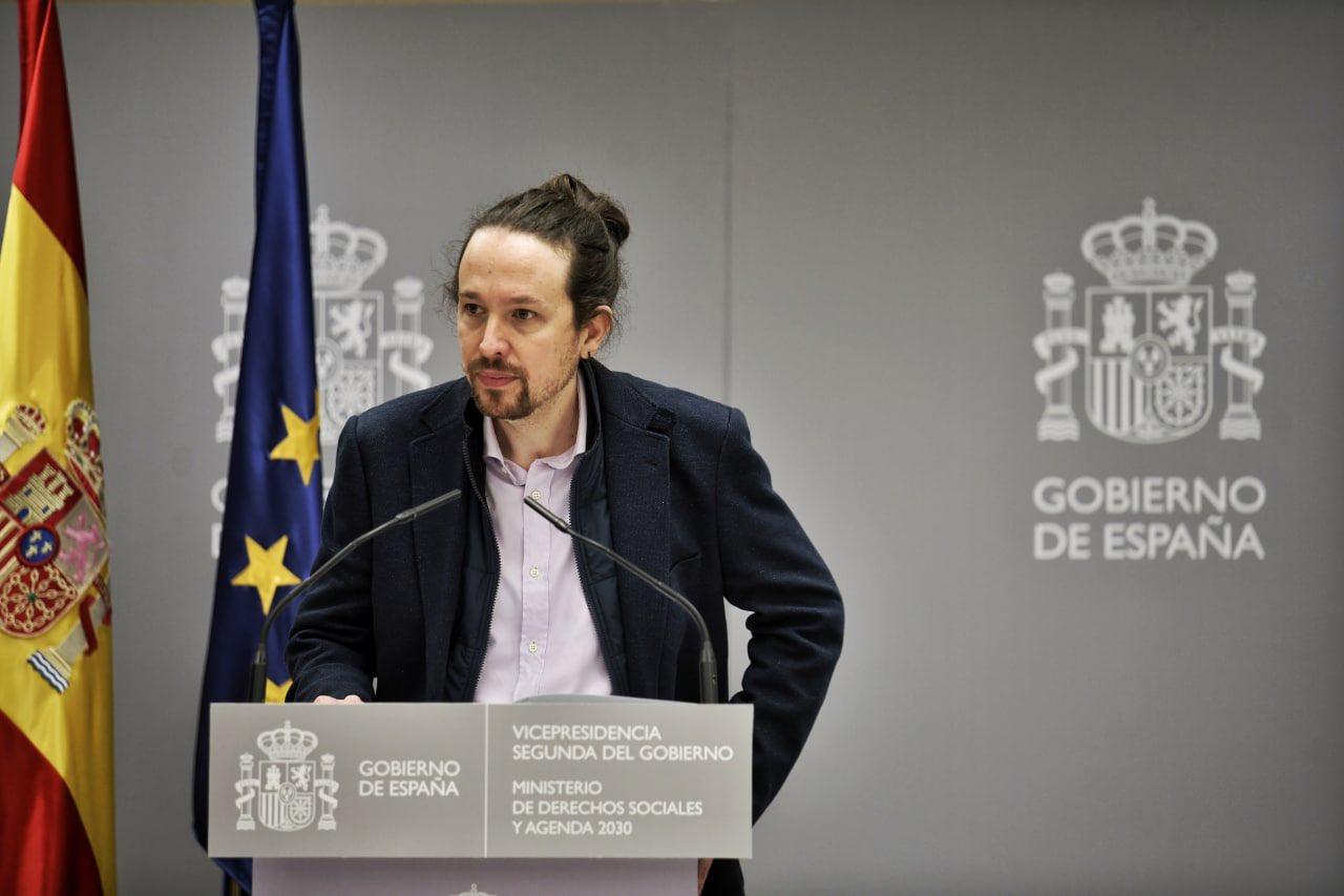 Pablo Iglesias ha defendido en varias ocasiones a regímenes autoritarios / Foto: @PabloIglesias