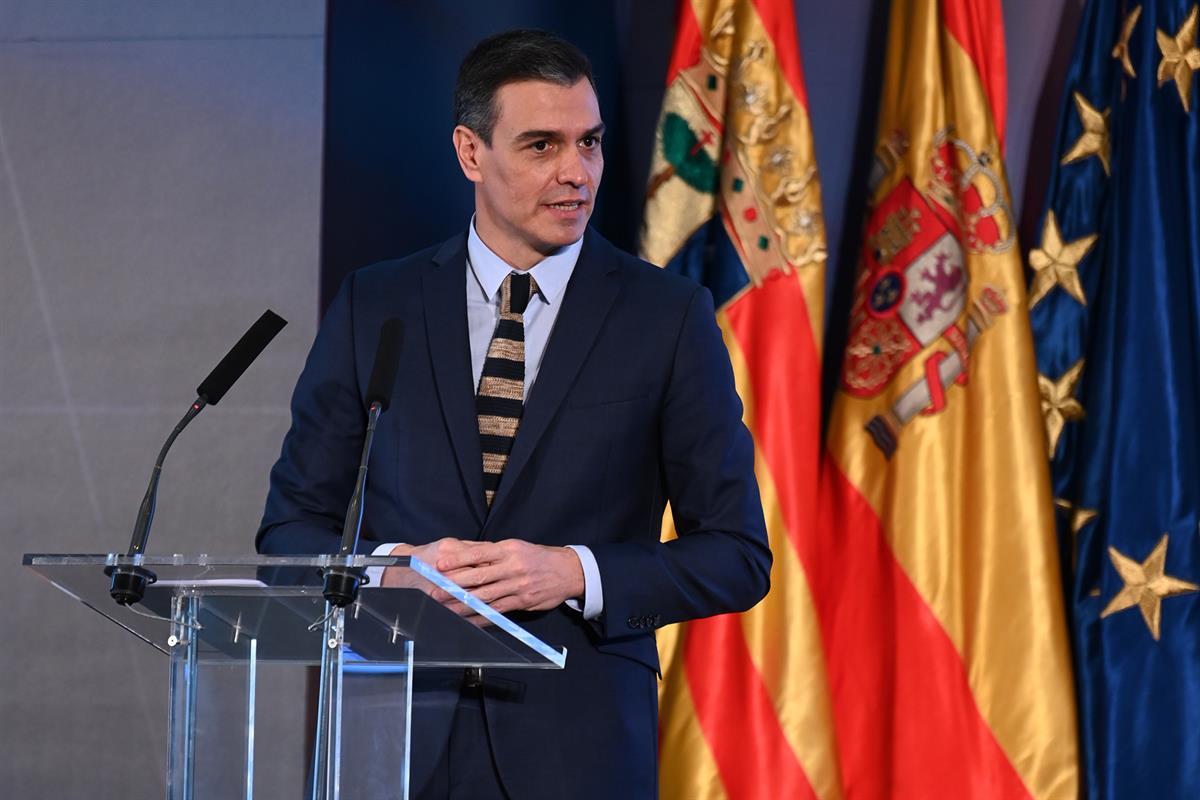España es el más importante actor europeo para temas latinoamericanos / Foto: Moncloa