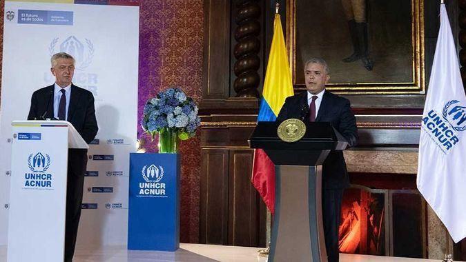 Iván Duque tomó una decisión audaz, realista y con sentido de Estado / Foto: Presidencia