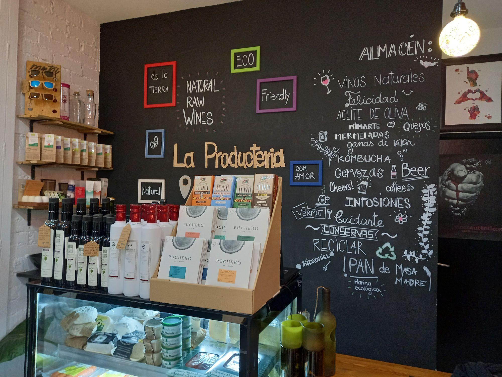 La Productería tiene a la venta una cesta de sabores gourmet / Foto: Cortesía