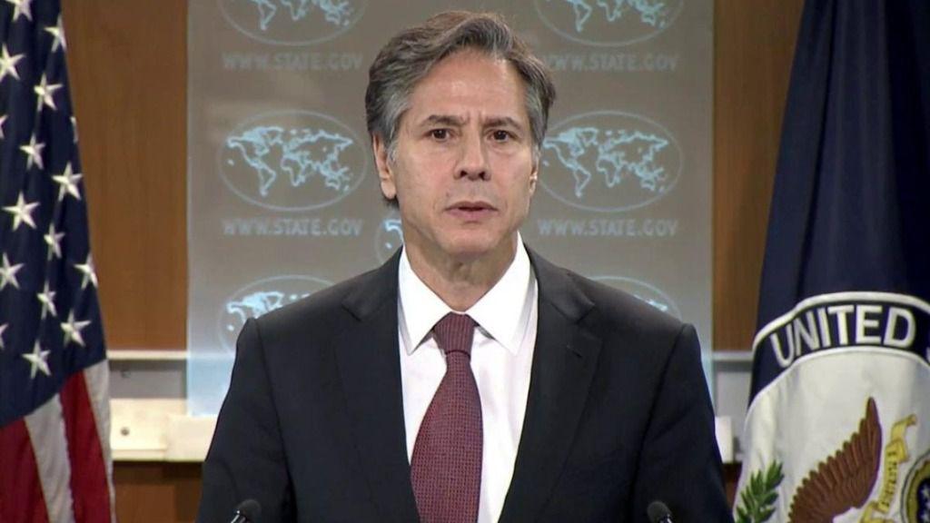 """Blinken dice que el compromiso de EEUU con Venezuela es """"inquebrantable"""" / Foto: Departamento de Estado"""