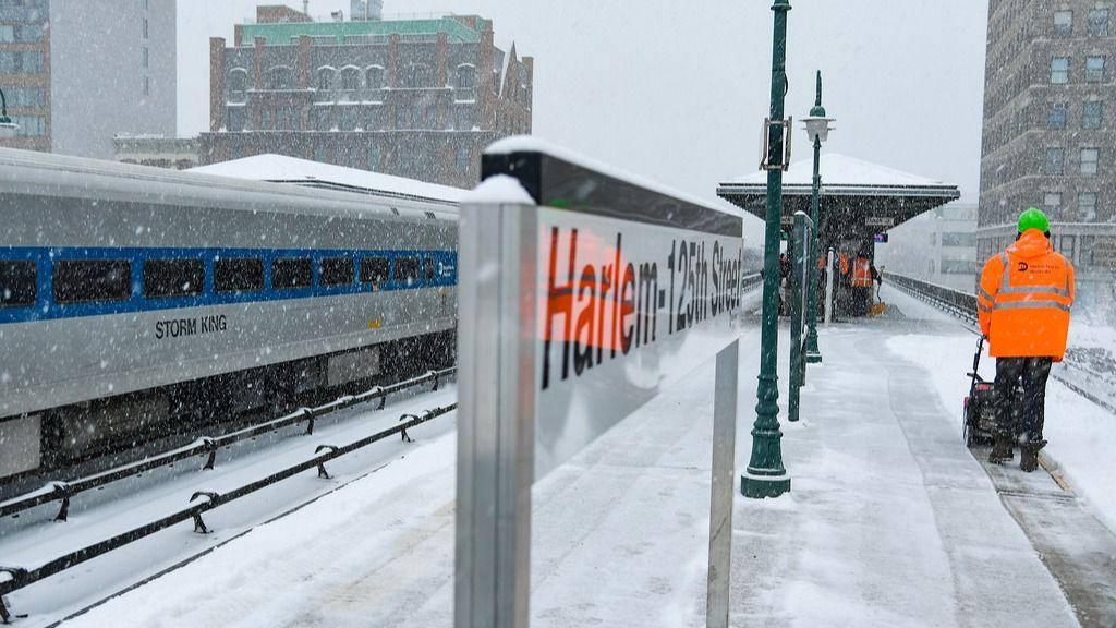 Es el invierno más frío que recuerda EEUU en tres décadas / Foto: MTC