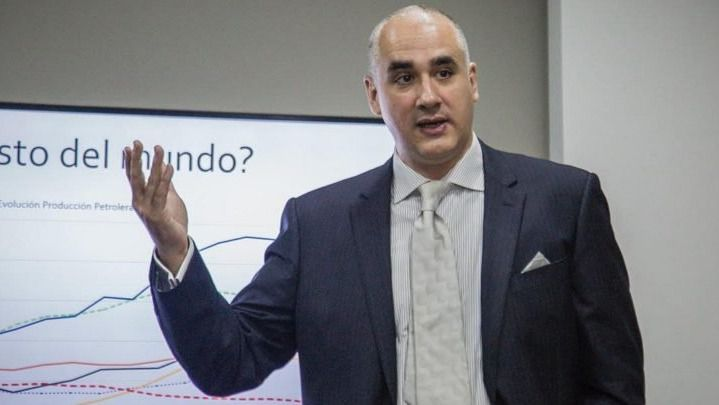 Luis Oliveros no cree que el PIB de Venezuela crezca en 2021 / Foto: Cedida