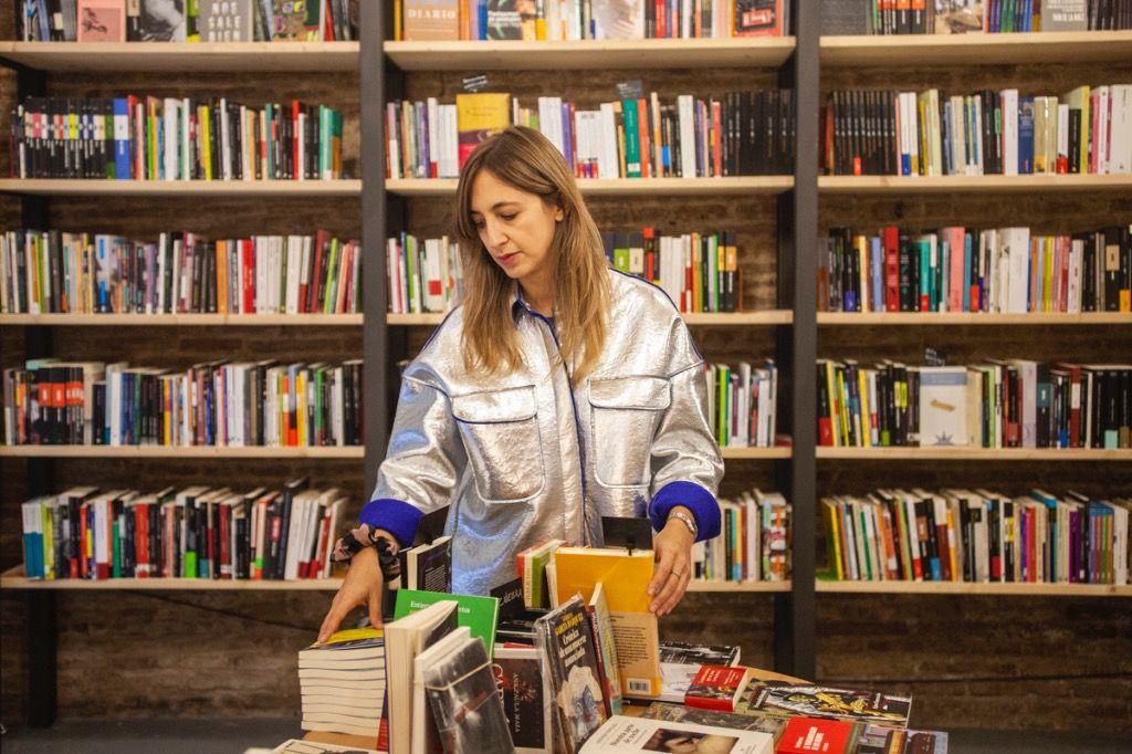 Paula Vásquez aspira a tener un fondo de autores latinoamericanos / Foto: Muna Hossain