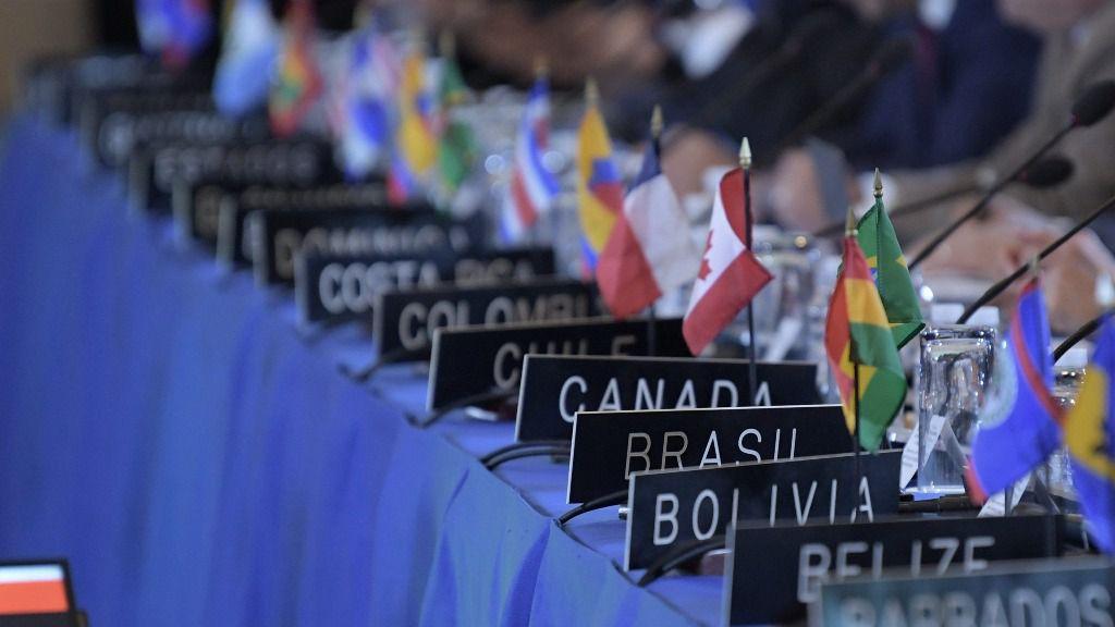 La OEA pide incluso la liberación de Áñez y sus ministros / Foto: WC