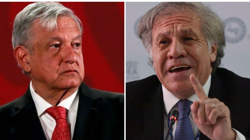 México le pide a Almagro que respete el principio de no intervención en Bolivia / Foto: WC-Canva