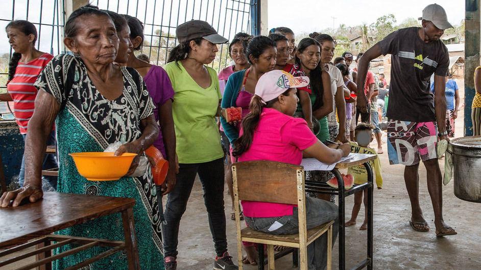 La dolarización está acentuando la desigualdad en Venezuela / Foto: ONU