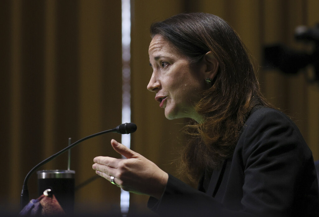Hubo gobierno extranjeros que quisieron influir en las elecciones de EEUU, dice Haines / Foto: Casa Blanca