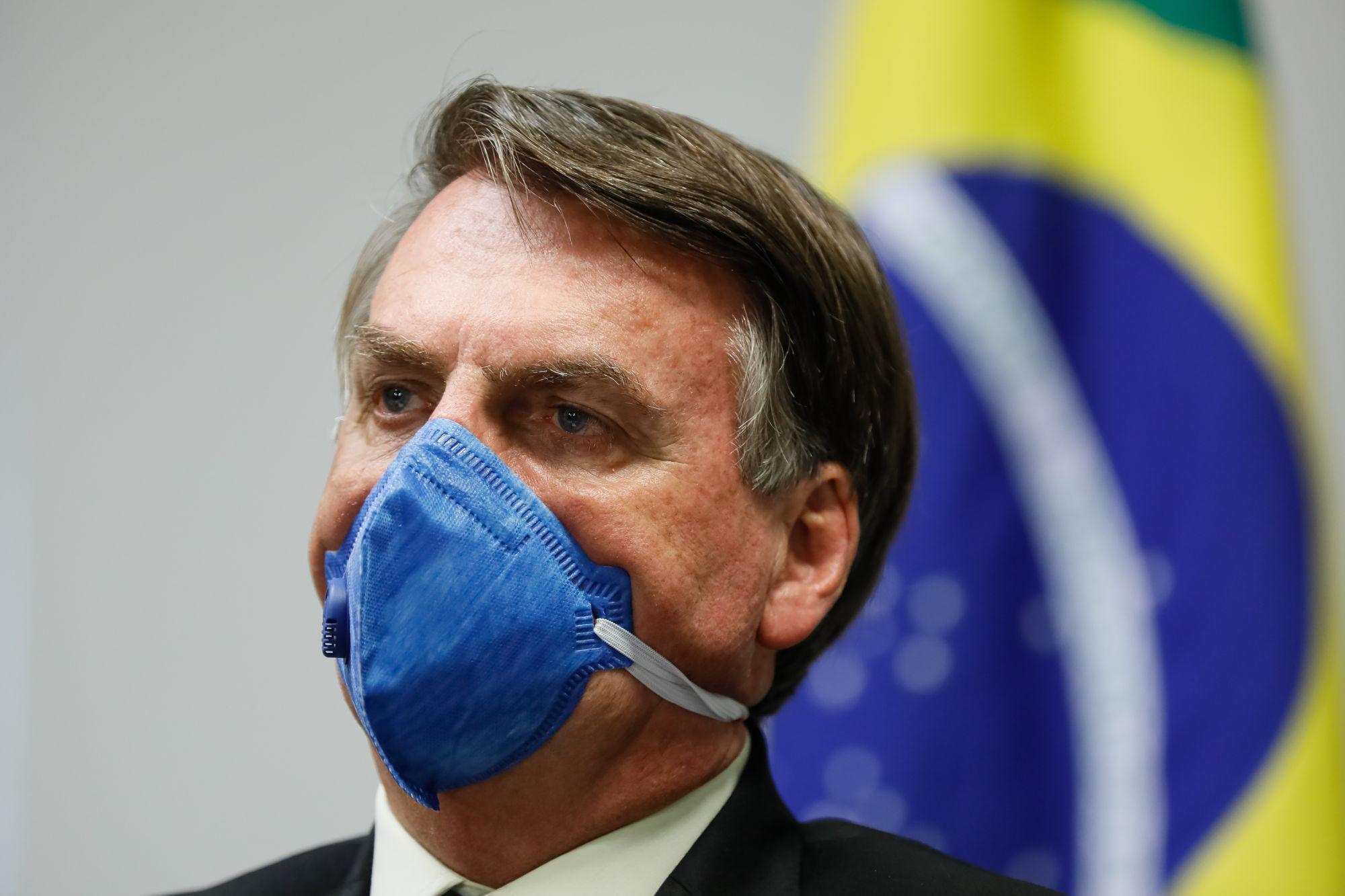 Jair Bolsonaro atraviesa su peor crisis desde que llegó a la presidencia de Brasil / Foto: Planalto
