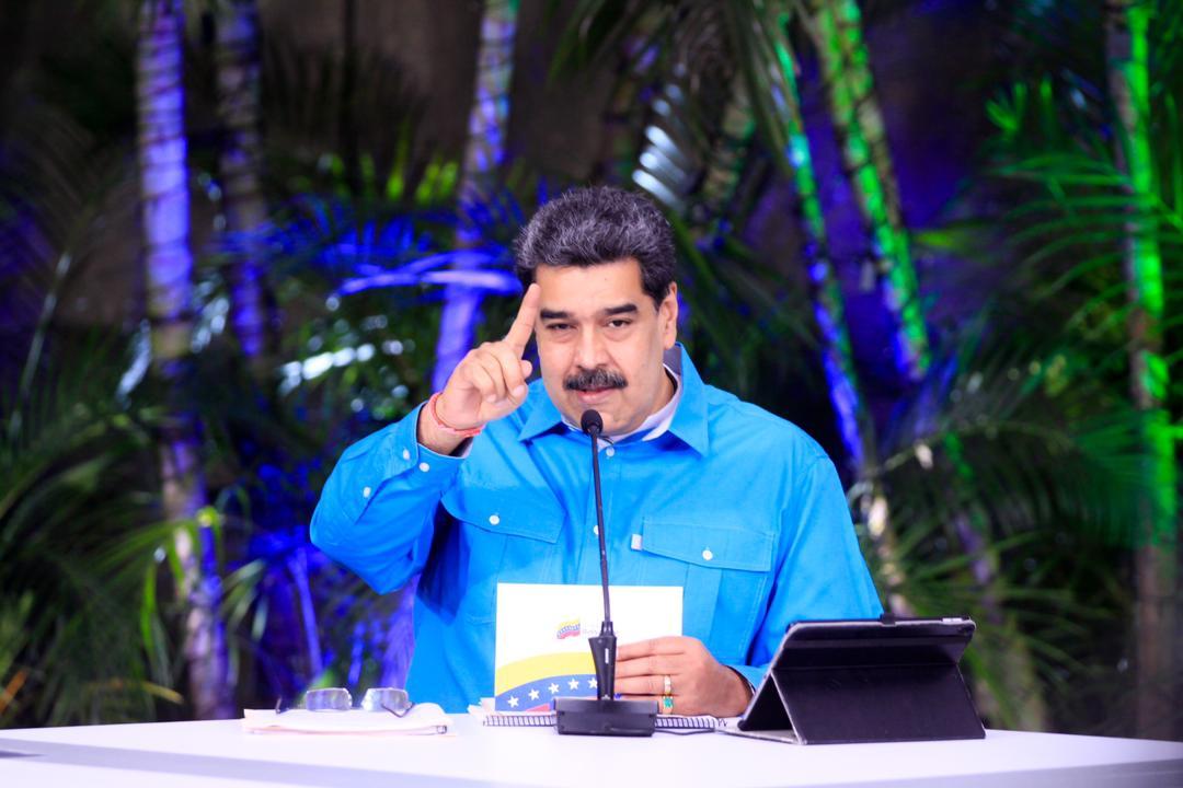 Maduro necesita negociar a cambio de reconocimiento / Foto: PrensaVE