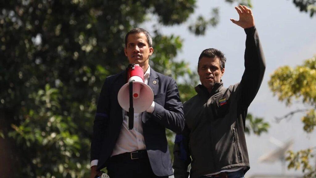 López y Guaidó rechazan participar en el próximo proceso electoral / Foto: CCN