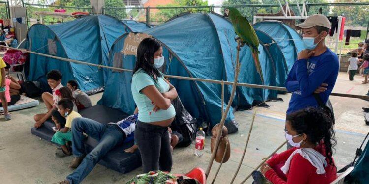 Arauquita no tiene capacidad para atender a tantos migrantes / Foto: WC